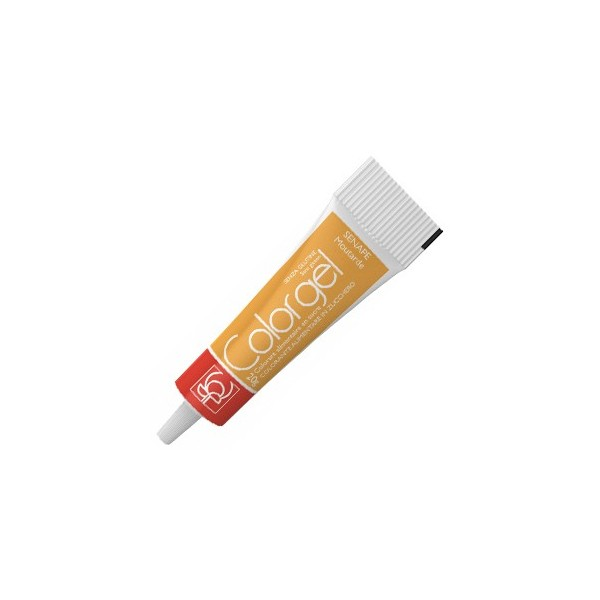 Modecor Color Gel 20G Senape - Modecor in vendita su Sugarmania.it