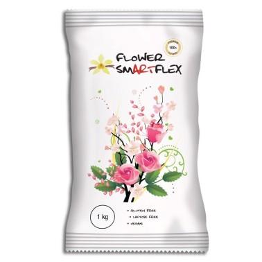 Pasta di zucchero per fiori SmartFlex flower 1 kg - SmartFlex in vendita su Sugarmania.it