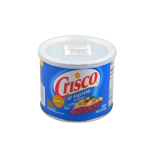 Crisco shortening 450g - in vendita su Sugarmania.it