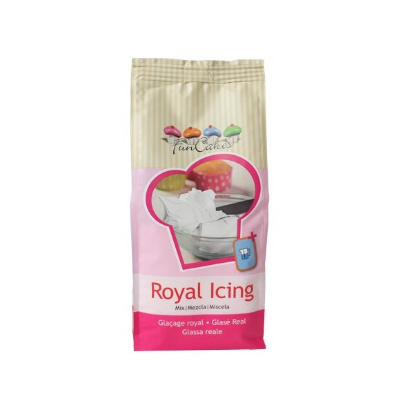 FunCakes Royal icing 900 g - Funcakes in vendita su Sugarmania.it