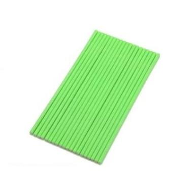 Bastoncini per cake pops verdi 15 cm 20 pezzi - Silikomart in vendita su Sugarmania.it