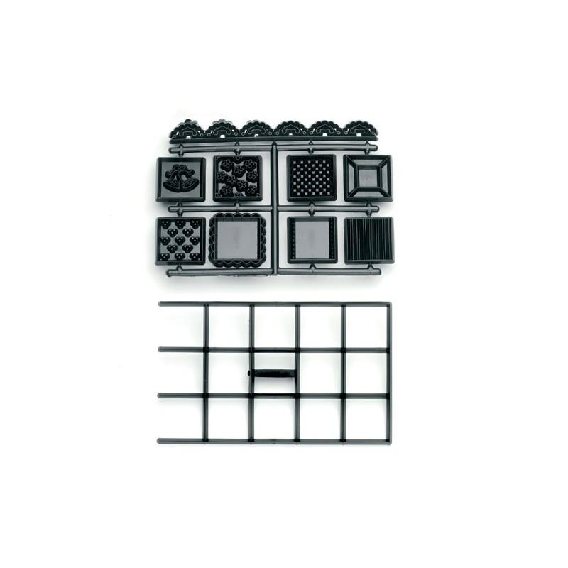 Patchwork Cutter Patchwork squares - Patchwork Cutters in vendita su Sugarmania.it