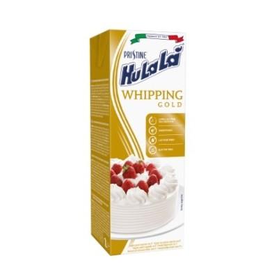 Crema vegetale da montare Pristine Hulalà Gold 1l - Pristine Hulalà in vendita su Sugarmania.it
