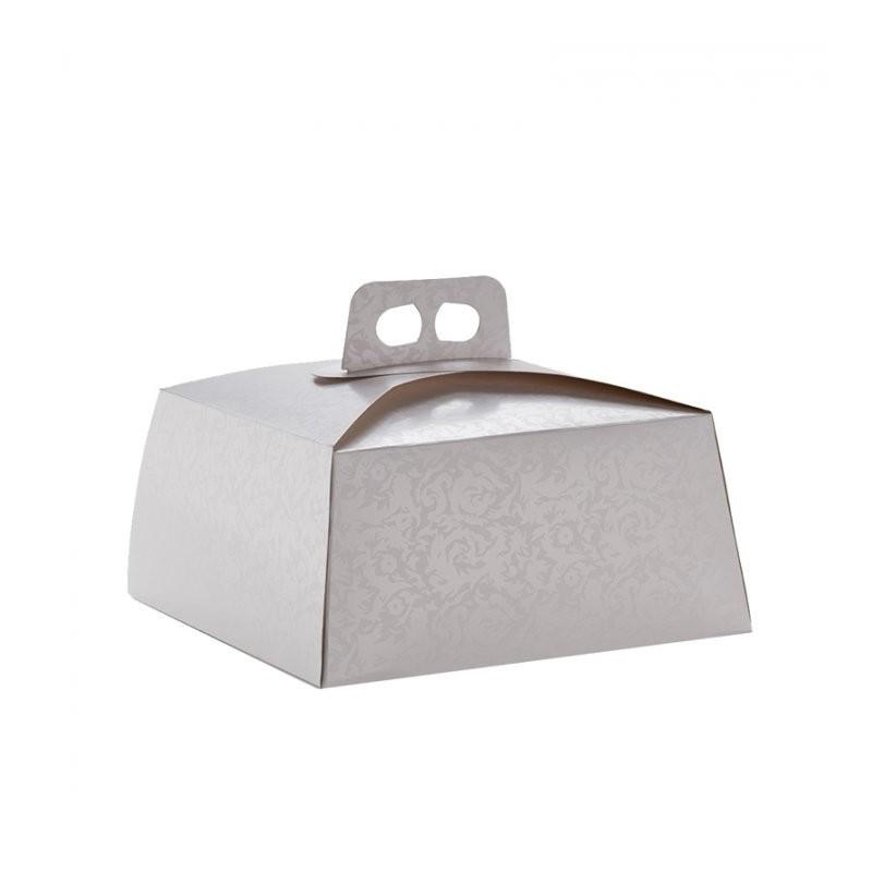 Scatola per torta 33 x 33 cm altezza 12 cm - GR Cartotecnica in vendita su Sugarmania.it