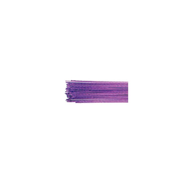 Culpitt floreal wire Metallic Purple 24 gauge - in vendita su Sugarmania.it
