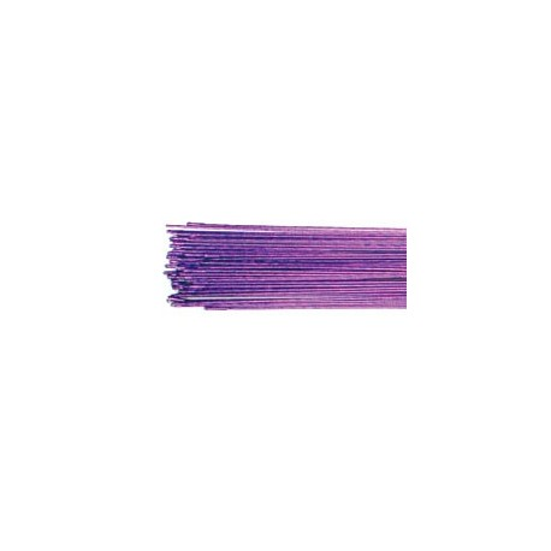 Culpitt floreal wire Metallic Purple 24 gauge - Culpitt in vendita su Sugarmania.it