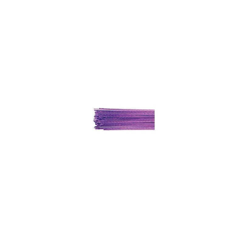 Culpitt floreal wire Metallic Purple 24 gauge - in vendita su Sugarmania.it