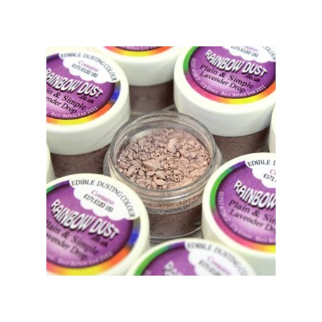 Plain&Simple -  Lavender Drop - Rainbow Dust in vendita su Sugarmania.it