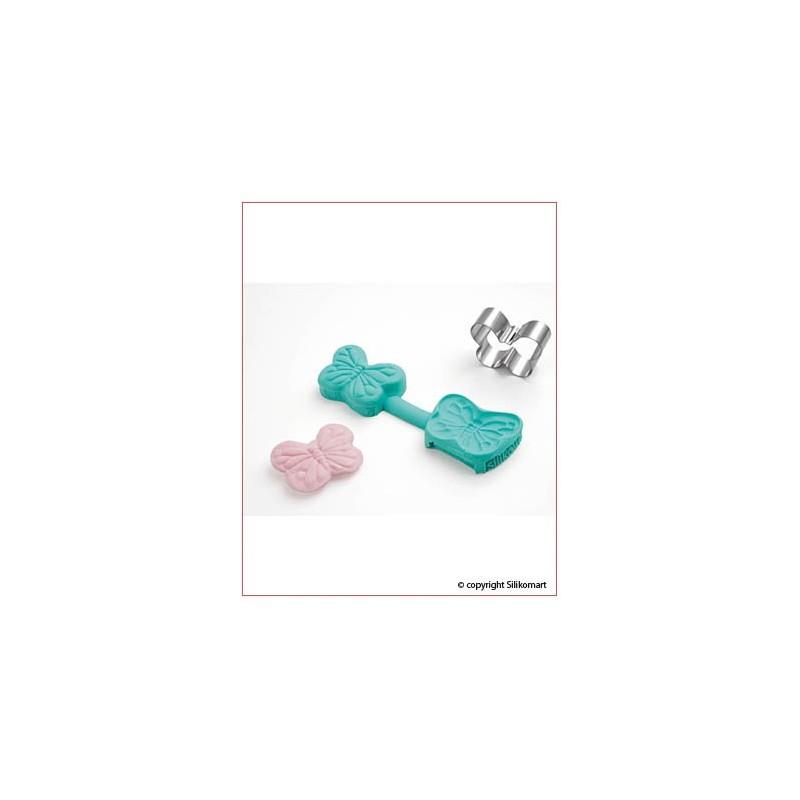 Tagliapasta farfalla - Silikomart in vendita su Sugarmania.it