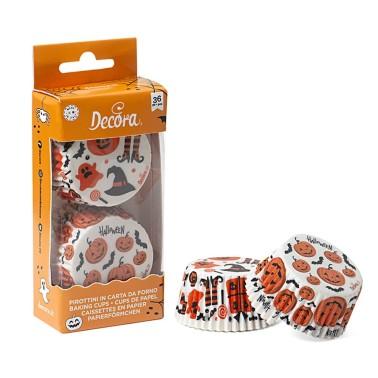 Pirottini Halloween 36 pezzi Decora - Decora in vendita su Sugarmania.it