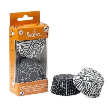 Pirottini Spider 36 pezzi Decora - Decora in vendita su Sugarmania.it