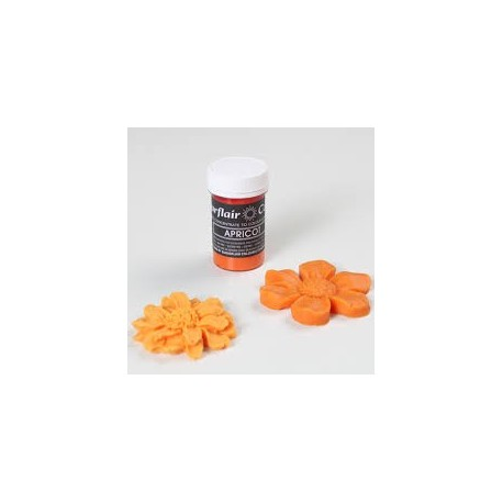 Sugarflair Paste Colours - Pastel Apricot - 25g - Sugarflair in vendita su Sugarmania.it