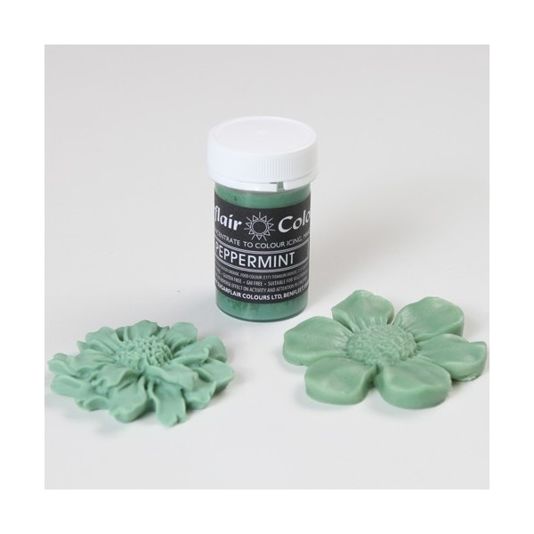 Sugarflair Paste Colours - Pastel peppermint - 25g - Sugarflair in vendita su Sugarmania.it