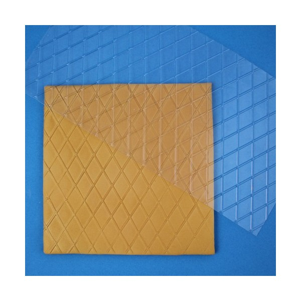 Tappetino PME Impression Mat Diamond -Small - PME in vendita su Sugarmania.it