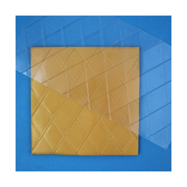 Tappetino PME Impression Mat Diamond -Large - PME in vendita su Sugarmania.it