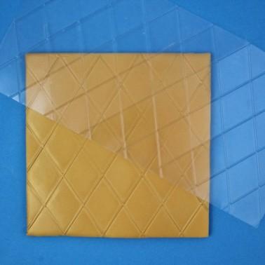 Tappetino PME Impression Mat Diamond -Large - PME in vendita su Sugarmania.it