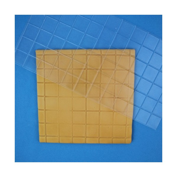 Tappetino PME Impression Mat Square-Small - PME in vendita su Sugarmania.it