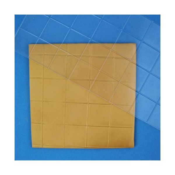 Tappetino PME Impression Mat Square-Large - PME in vendita su Sugarmania.it