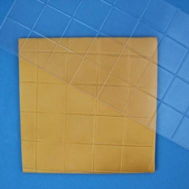 Tappetino PME Impression Mat Square-Large - PME in vendita su Sugarmania.it