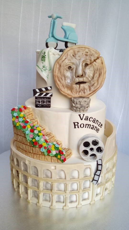 Sugarmania ed il Cake design a Roma