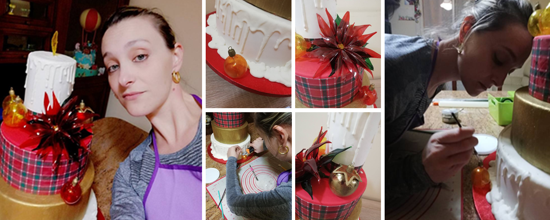 Sugarmania collabora con Dolcemente Cake - concorso fotografico cake design