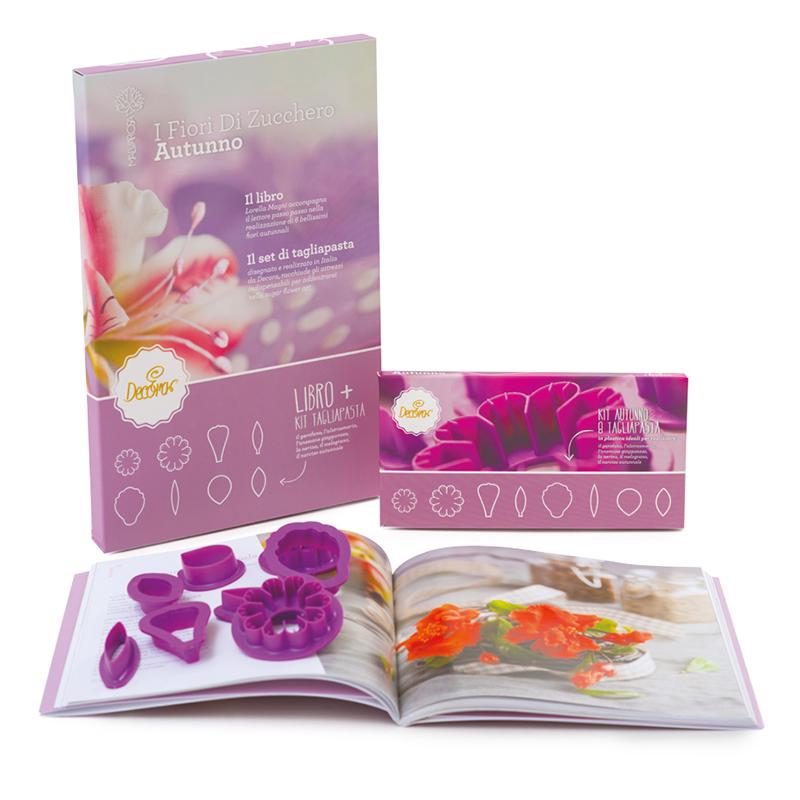 vendita materiale per fiori in pasta di zucchero