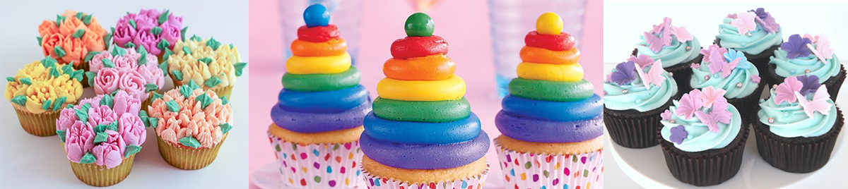 teglie per cupcake