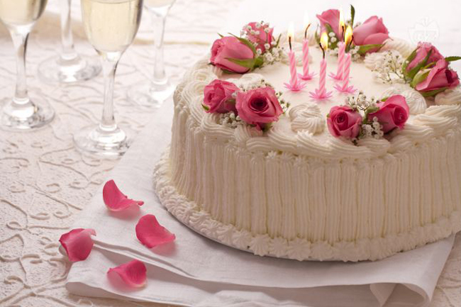 torte di compleanno, la storia delle torte