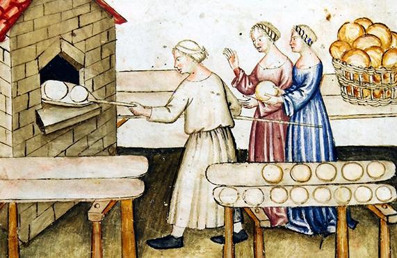 la storia delle torte, dal medioevo ai giorni nostri